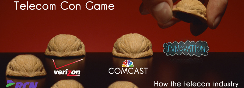 The Great American Telecom Con Game