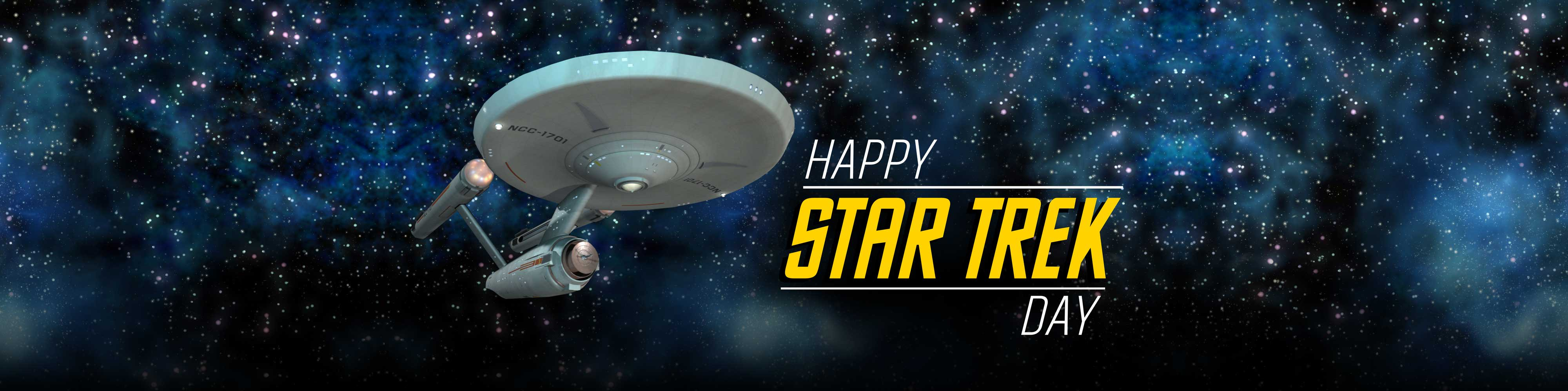 Happy Star Trek Day