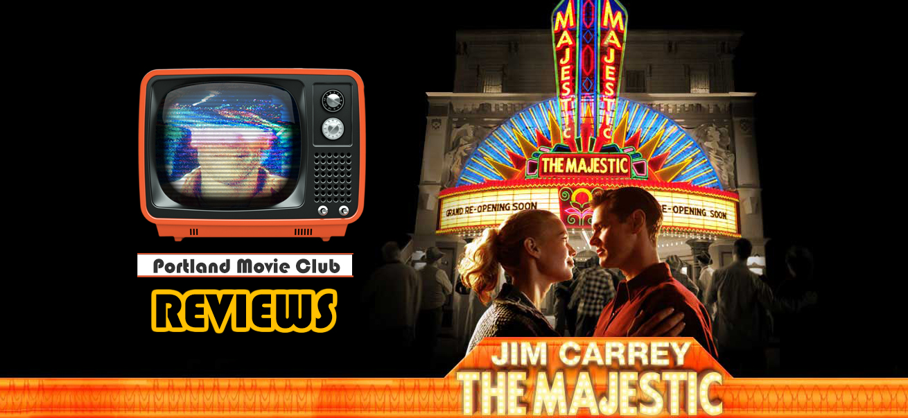 Portland Movie Club Reviews - The Majestic